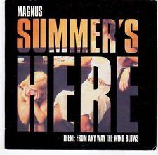 (EM257) Magnus, Summer's Here - 2004 DJ CD