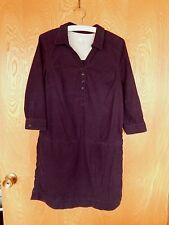 Anthropologie Odille Sweet Vintage Style Shirt Dress Great Detail 4 ex cond