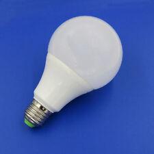 E27/B22 LED Light 3W 5W 7W 9W 12W Globe Bulb AC DC12~24V/85~265V No Flicker #T
