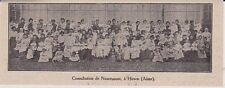 1912  --  CONSULTATION DE NOURISSONS A HIRSON   3H371