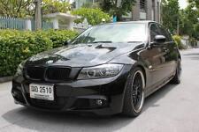 2 GRILLE DE CALANDRE NOIR MAT POUR BMW SERIE 3 E90 E91 LCI UNIQUEMENT   09/2008
