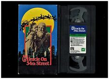 Miracle on 34th Street (VHS, 1997, 50th Anniversary Edition)