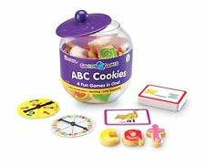 Learning Resources Goodie Games ABC Cookies , New, Free Shipping