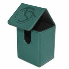 1 BCW Deck Case LX Teal MTG Magic the Gathering Deck Protector Box