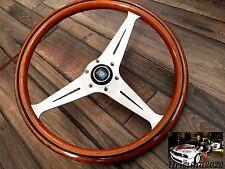 NARDI Vintage Wood Steering Wheel  390mm OEM Genuine