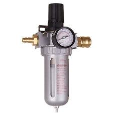 Druckluft Filter Wartungseinheit Druckminderer Regler für Kompressor 0,010+SCHNE