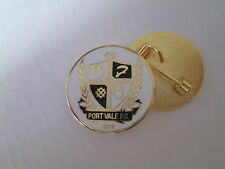 a4 PORT VALE FC club spilla football calcio pins fussball inghilterra england