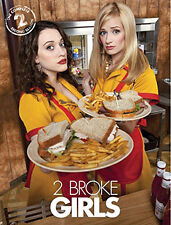 2 BROKE GIRLS - SEASON 2 - DVD - REGION 2 UK