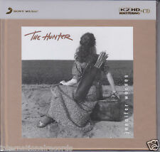 """Jennifer Warnes - The Hunter"" Japan Sony Audiophile 100KHz / 24bit K2HD CD New"