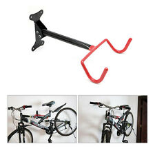 Bike Cycling Storage Garage Wall Mount Rack Hanger Bicycle Steel Hook Holder New