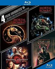 Blades and Battles Collection: 4 Film Favorites (Blu-ray Disc 2014 4-Disc Set)