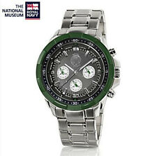 ROYAL MARINES COMMANDO BOOTNECK WRIST WATCH Free UK Delivery!