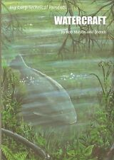 MAYLIN ROB COARSE FISHING BOOK WATERCRAFT CARP hardback new