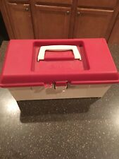 WILTON CAKE DECORATING TOOL CADDY LIFT OUT Tray
