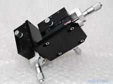 ISA TECH LINEAR STAGE XYZ AXIS 60X60MM & MICROMETER