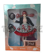 JUN PLANNING J-DOLL DE 9 STRAATJES X-117 PULLIP FASHION DOLL GROOVE INC NEW