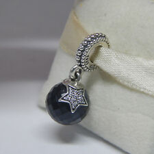 Pandora 791392NBC Moon & Star Midnight Blue Bead Box Included