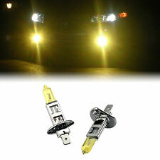 YELLOW XENON H1 100W BULBS TO FIT Honda HR-V MODELS
