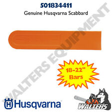 "Genuine Husqvarna 501834411 Scabbard for 18-22"" Bars"
