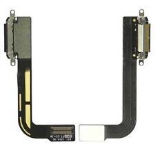 Pieza de recambio conector para base Dock carga puerto Flex Cable para Ipad 3