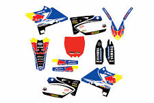 Yamaha UFO Restyled YZ125-250 2002 to 2016 graphic kit stickerspegatinas mxgraph