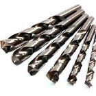 COBALT HSS DRILL BITS IN FOR DRILLING STAINLESS STEEL CHOICE OF 1mm to 13mm