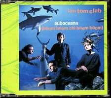 TOM TOM CLUB - SUBOCEANA - CD MAXI [2332]