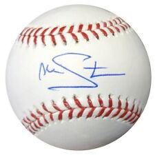 MARCUS STROMAN AUTOGRAPHED SIGNED OFFICIAL MLB BASEBALL BLUE JAYS MLB HOLO