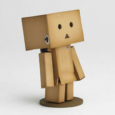 Revoltech Danbo Mini Danboard Amazon Japan Box Version Figure Carton Hot