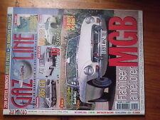 $$µ Revue Gazoline N°50 MGB  Peugeot 205 GTi  Renault 10  DB HBR 5  Simca P60