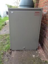 GRANT VORTEX PRO EXTERNAL 21KW OIL COMBI BOILER SUPPLIED & FITTED 5 YEAR WARRANT
