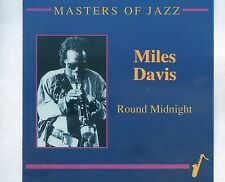 CD MILES DAVIS round midnight UK EX