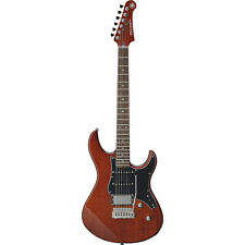 Yamaha PAC612VIIFM Pacifica Limited Edition Electric Guitar RW Board Root Beer