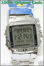 DB-360-1A  Men's CASIO Data Bank Watch Vintage Look