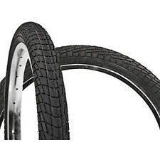 KENDA KONTACT BMX TIRES BLACK (2) 20X2.25 pair *NEW*