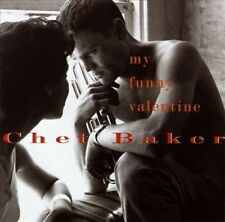 My Funny Valentine [Blue Note] by Chet Baker (Trumpet/Vocals/Composer) (CD,...