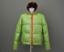 KJUS Mens Goose Down Hooded Ski Mountain Jacket Very Warm Size 48/S