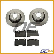 2 Brembo Front Brake Rotors + Meyle Pads For: Range Rover 4.2L Supercharge