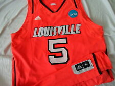 Chris Smith 2011-12 Louisville Cardinals InfraRED Authentic Game Used Jersey