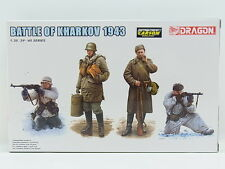 LOT 17330 | Dragon 6782 Battle of Kharkov 1943 Figuren 1:35 Bausatz NEU in OVP