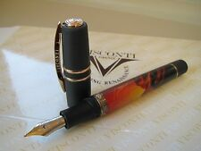 Visconti Homo Sapiens Bronze Mazzi LE Fountain pen 23ct Dreamtouch nib MIB