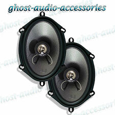 "FLI FU57 Underground 5x7"" 5 x 7 150w 2-Way Car Door Speakers Pair Audio"