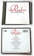 COMMUNARDS Red .. 1987 Silver Red London Metronome CD