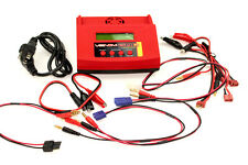 Venom VNR0677 Pro Charger 2 AC/DC LiPo 1S-6S NiMH/NiCd 1-15 Cells Charging Leads