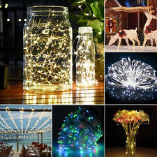 20M 200LED Solar String Lights Christmas Wedding Party Decoration A