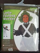 fancy dress umpa lumpa