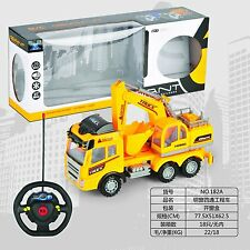 Big-Daddy Super Cool Series Remote control Construction Truck With Friction Leve