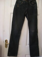 "New Ralph Lauren jeans 27"" waist 34"" leg in dark navy new"
