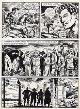 BOB LEGUAY PETROLEUM COMPAGNIE PLANCHE TIM L'AUDACE ANNEES 1950 PAGE 21