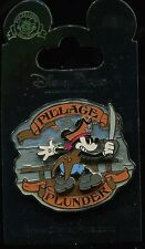 Mickey Mouse Pillage and Plunder Disney Pin 101236